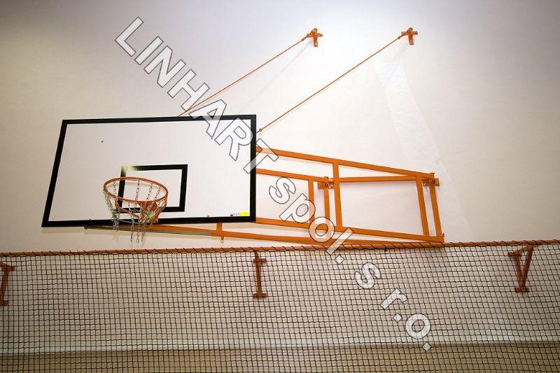 Sklopný basket. koš