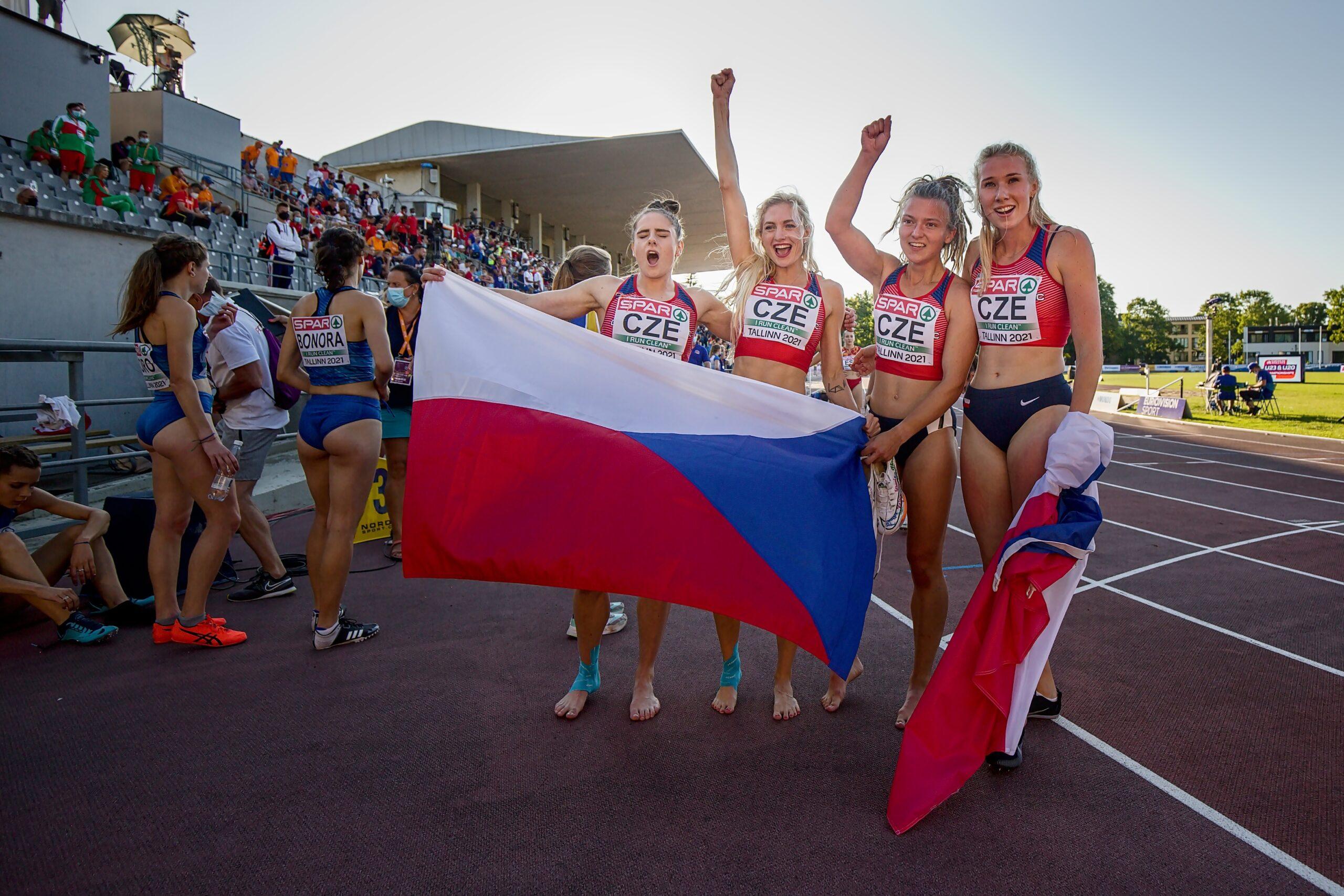 Tallinn 2021 Mistrovství Evropy do 22 let